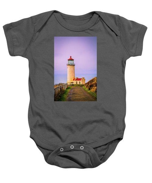 North Head Lighthouse Baby Onesie
