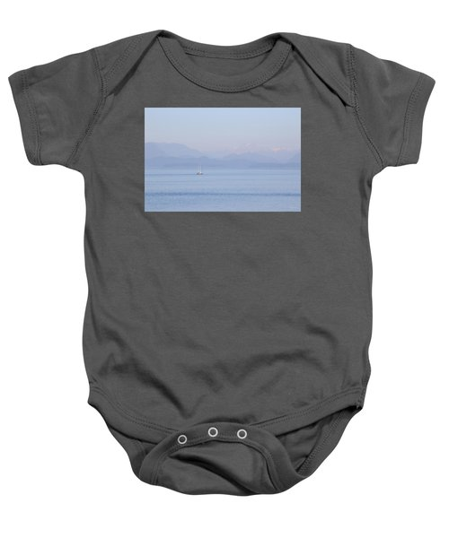 Northshore Sailing Baby Onesie