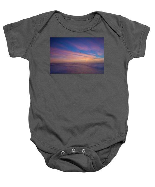 Ocean And Beyond Baby Onesie