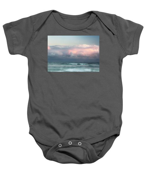 Ocean Sunset Baby Onesie