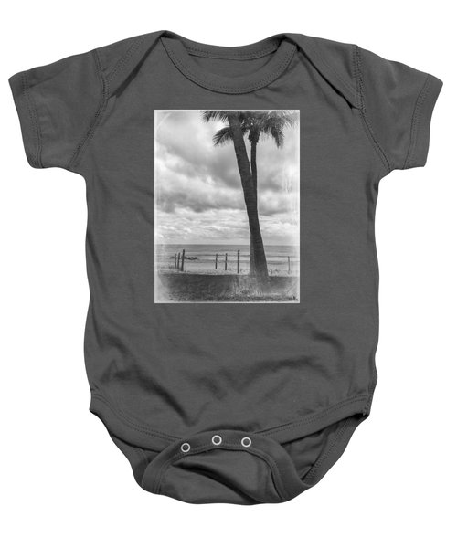 Ocean View Baby Onesie