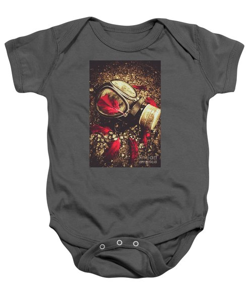 Ode To The Fallen Baby Onesie