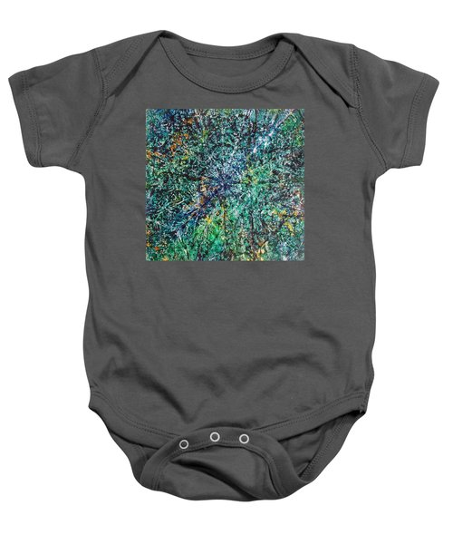 47-offspring While I Was On The Path To Perfection 47 Baby Onesie