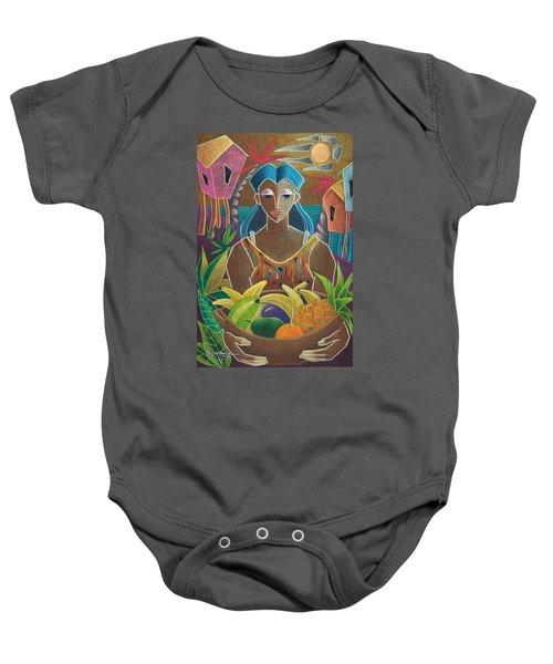 Ofrendas De Mi Tierra Baby Onesie