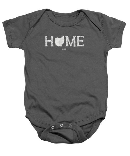 Oh Home Baby Onesie by Nancy Ingersoll