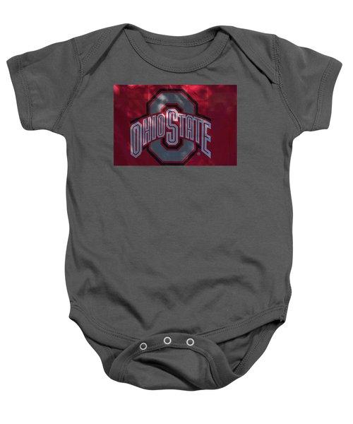 Ohio State Baby Onesie