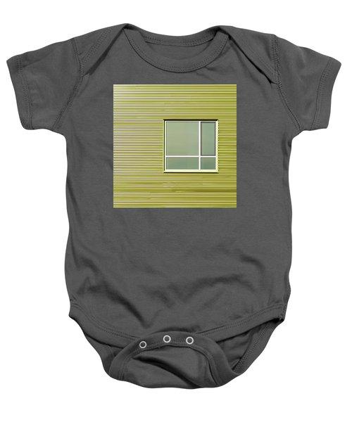 Ohio Windows 1 Baby Onesie