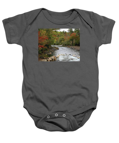 Ok Fishing Baby Onesie