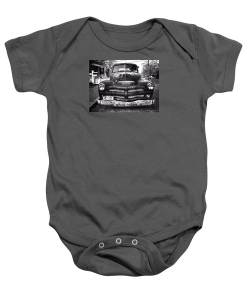 Old Chevy 2 Baby Onesie
