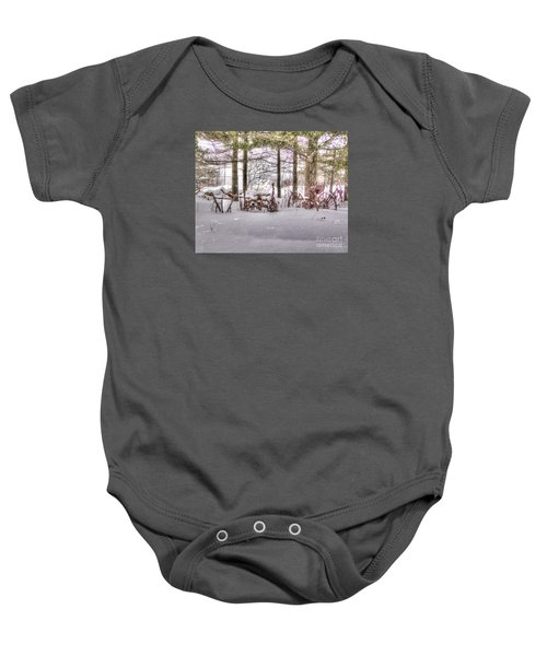 Old 'n Rusty Baby Onesie