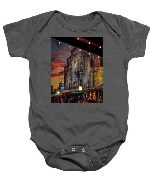 Olvera Street Market Baby Onesie