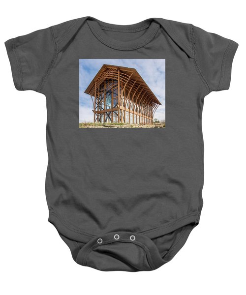 Omaha Holy Family Shrine 3 Baby Onesie