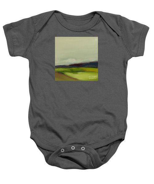 On The Road Baby Onesie