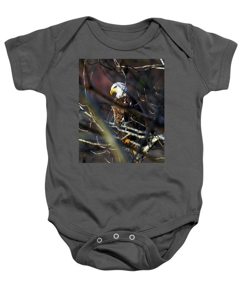 On Watch Baby Onesie