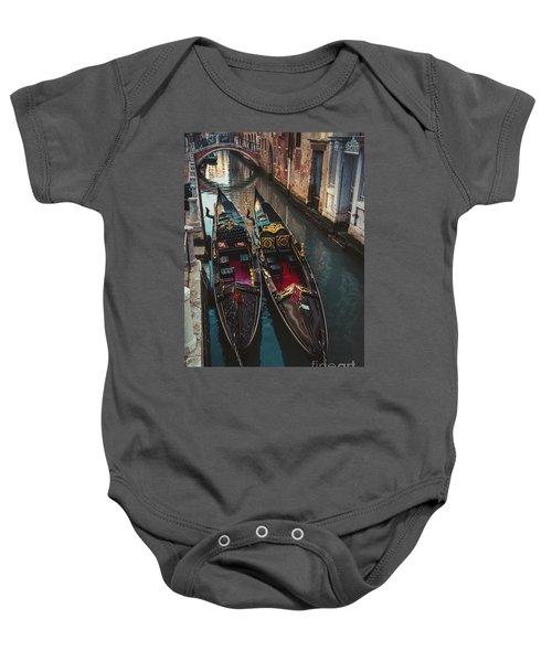 Once In Venice Baby Onesie