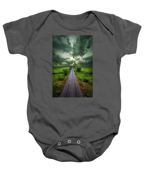 Onward Baby Onesie