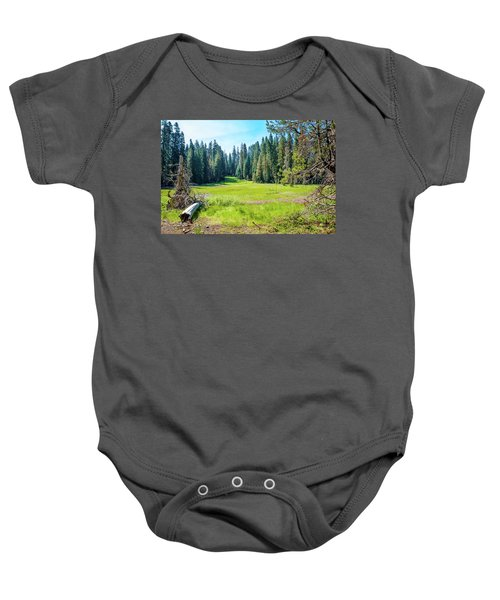 Open Meadow- Baby Onesie
