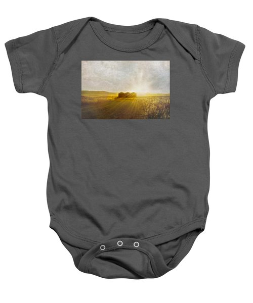 Open Spaces Baby Onesie