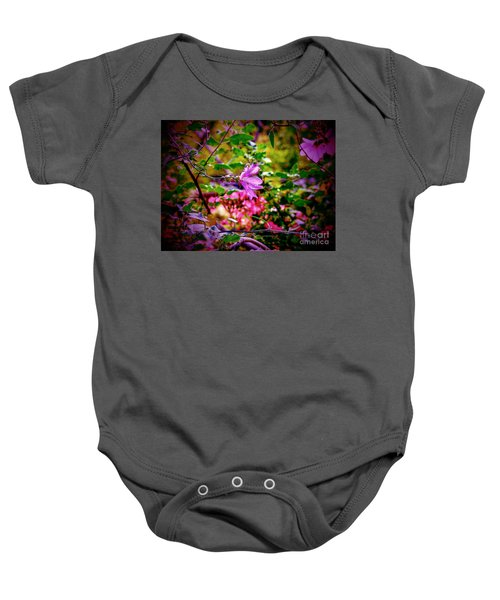 Opulent Lily Baby Onesie
