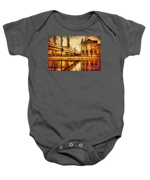 Oradea Chris River Baby Onesie