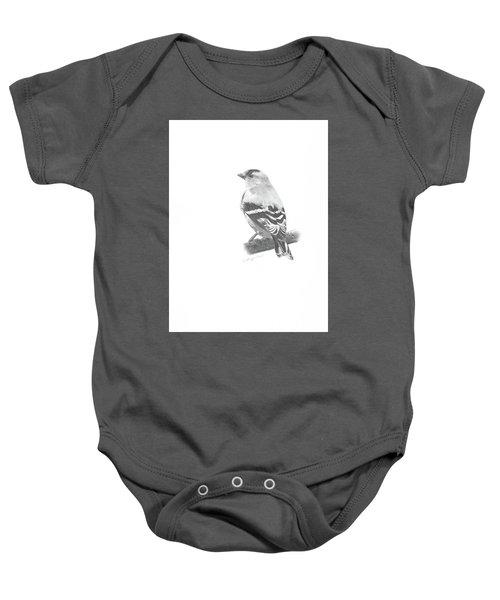 Orbit No. 5 Baby Onesie