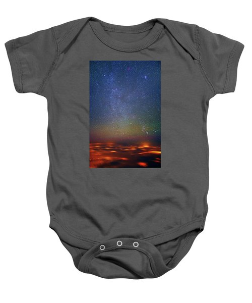 Orion Rising Baby Onesie
