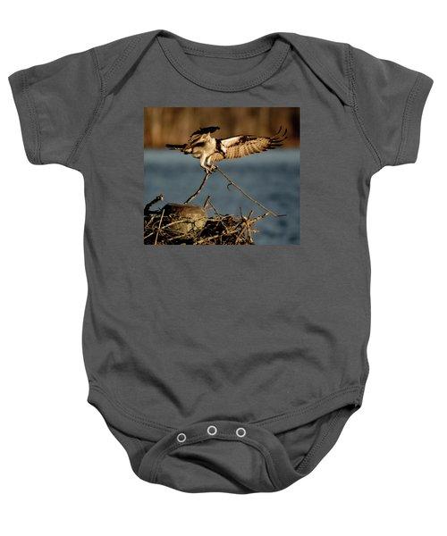 Osprey 2017-3 Baby Onesie