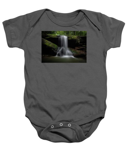 Otter Falls - Seven Devils, North Carolina Baby Onesie