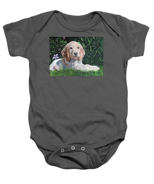 Our Archie Baby Onesie