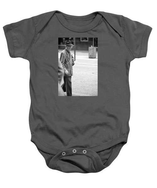 Out For A Stroll Baby Onesie