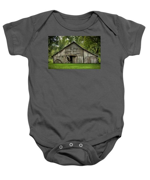 Out Of The Past Baby Onesie