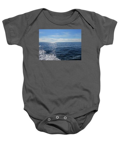 Pacific Ocean Baby Onesie