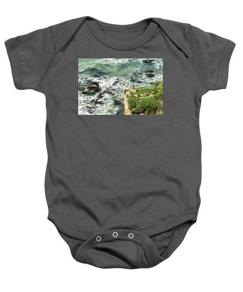 Pacific Overlook Baby Onesie