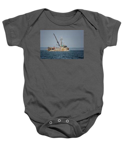 Pacific Viking Baby Onesie