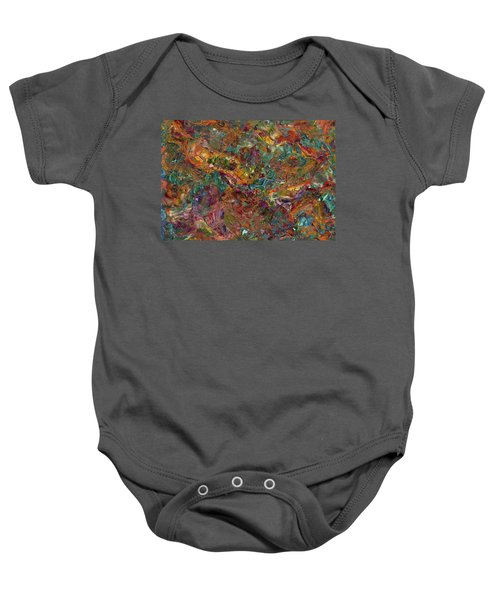 Paint Number 16 Baby Onesie