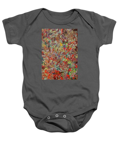 Paint Number 33 Baby Onesie