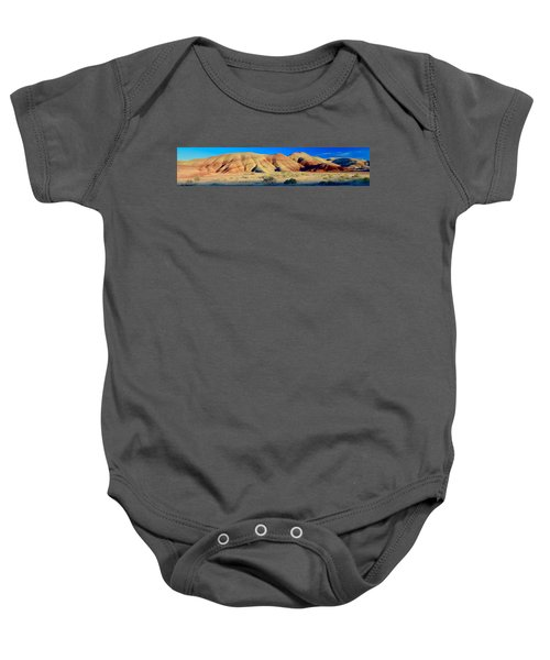 Painted Hills Extreme Pano  Baby Onesie