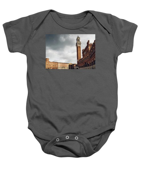 Palazzo Pubblico, Siena, Tuscany, Italy Baby Onesie