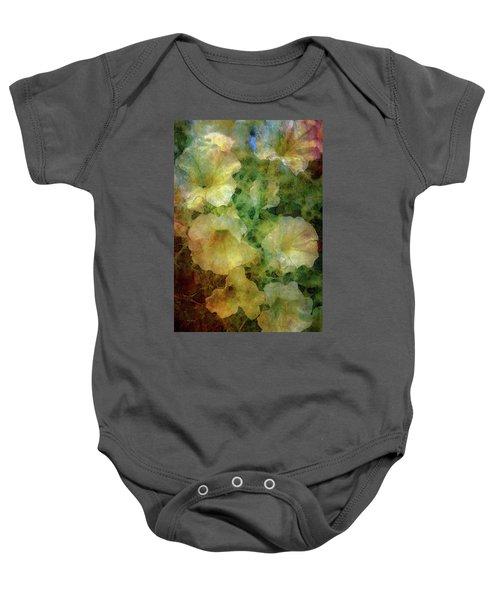 Pale Petunias 5146 Idp_2 Baby Onesie