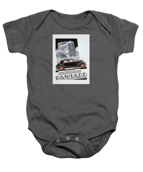 Panhard #8703 Baby Onesie