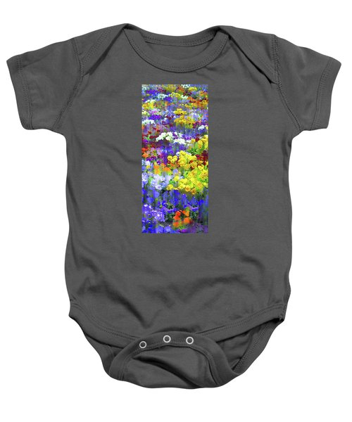 Pansy Party II Baby Onesie