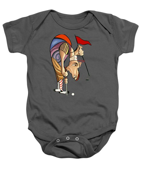 Par For The Course T-shirt Baby Onesie