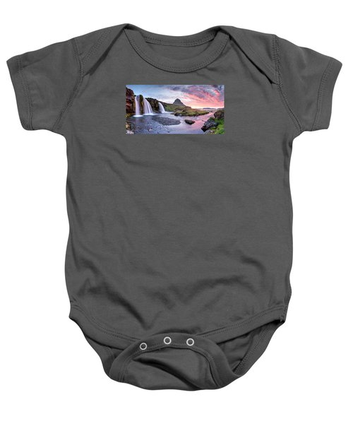 Paradise Lost - Panorama Baby Onesie