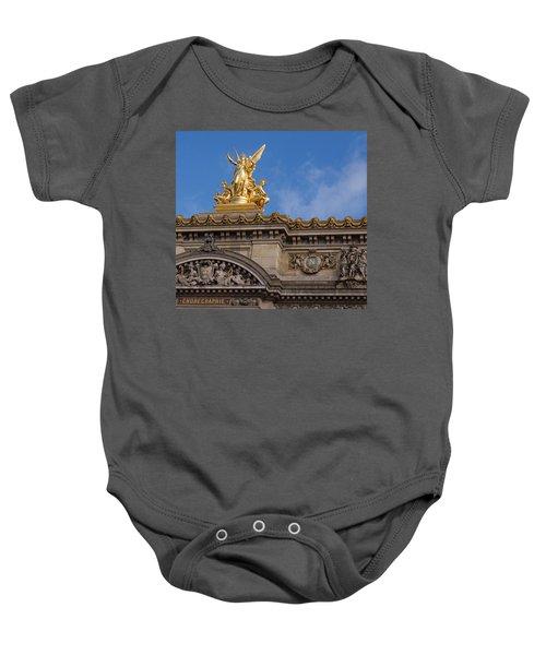 Paris Opera - Harmony Baby Onesie