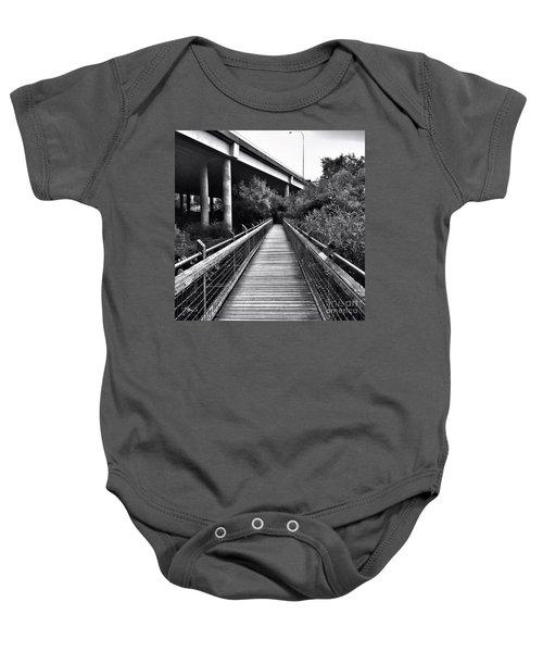 Passageways Baby Onesie