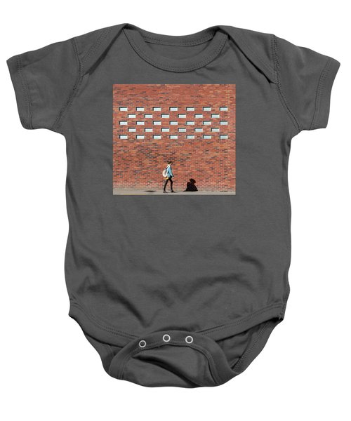 Passing By Baby Onesie