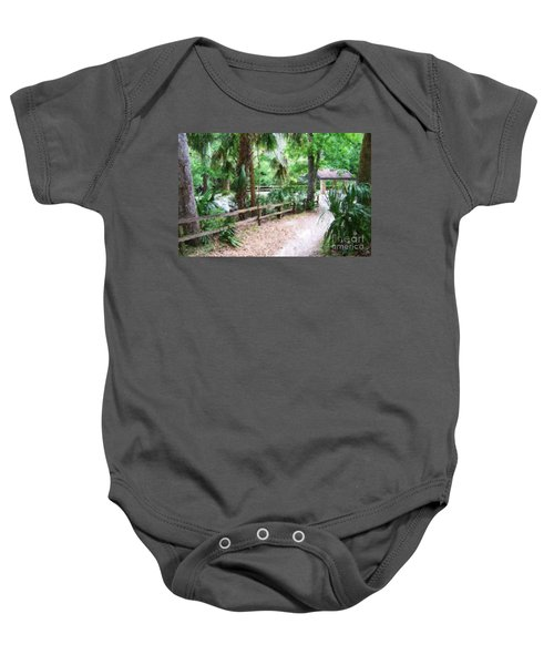 Path To Shade Baby Onesie