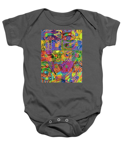 Patterns Of Personality Baby Onesie
