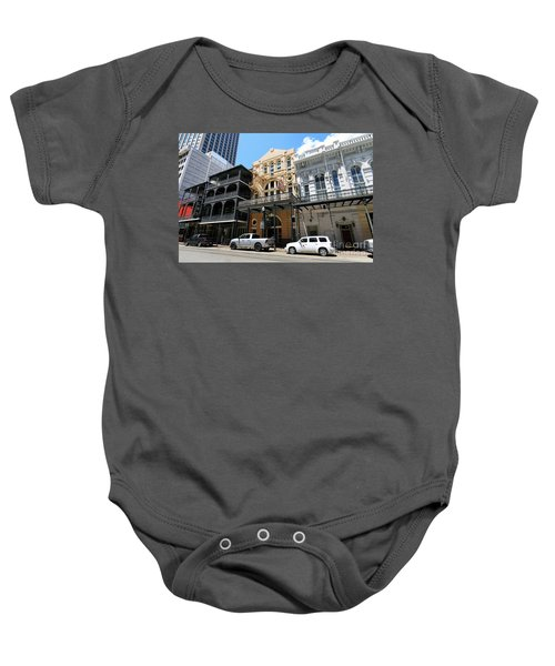 Pearl Oyster Bar Baby Onesie