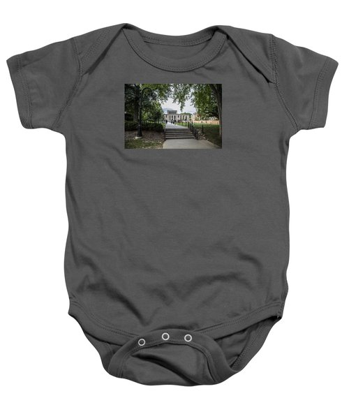 Penn State Library  Baby Onesie by John McGraw